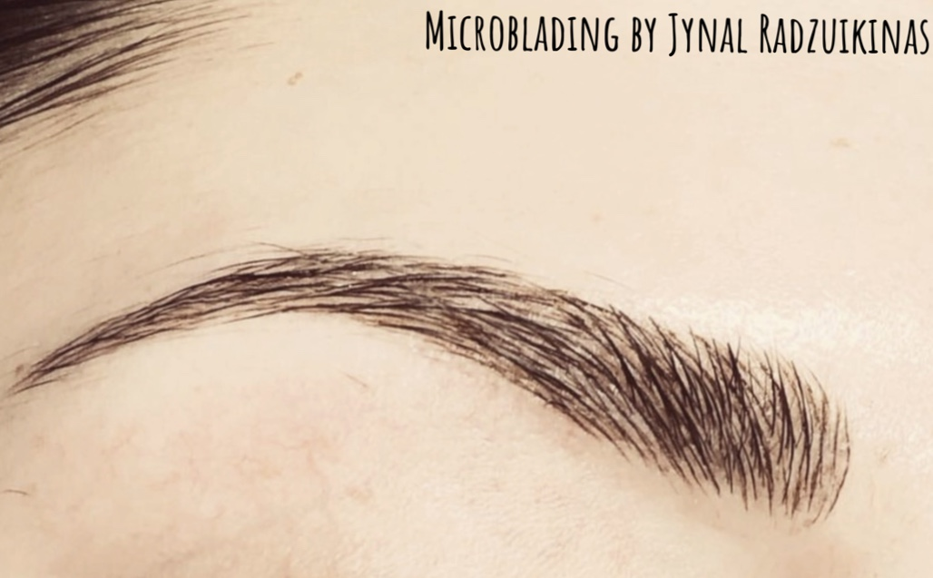 More on Microblading